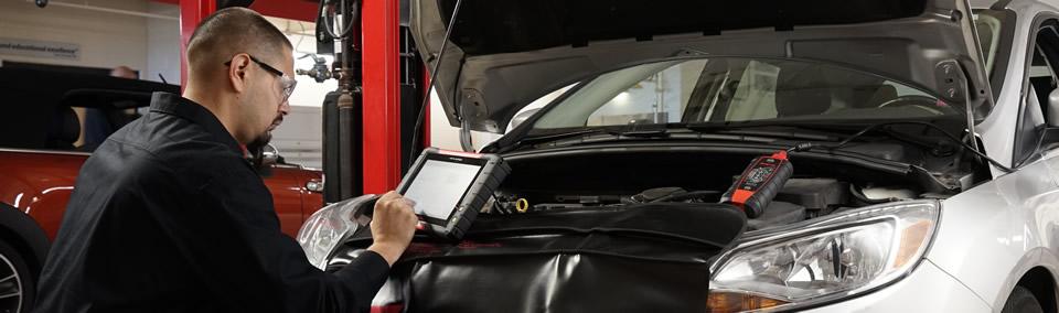 Hereford Service And Mot Centre Ltd Vehicle Computer Diagnostics